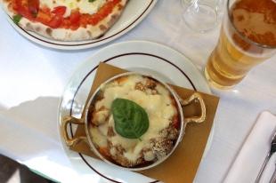 Melanzane parmigiane